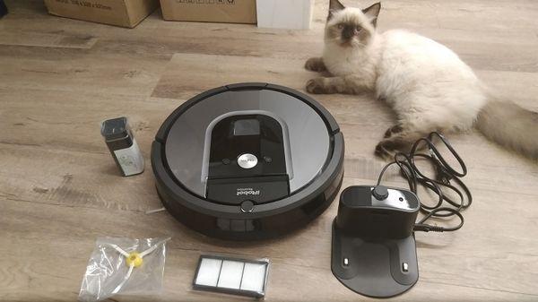 掃地機器人開箱實測PART4 : iRobot roomba 960