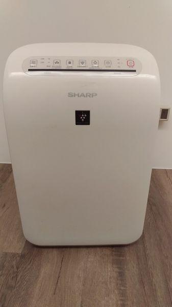空氣清淨機開箱實測PART18 : Sharp FU-D50T