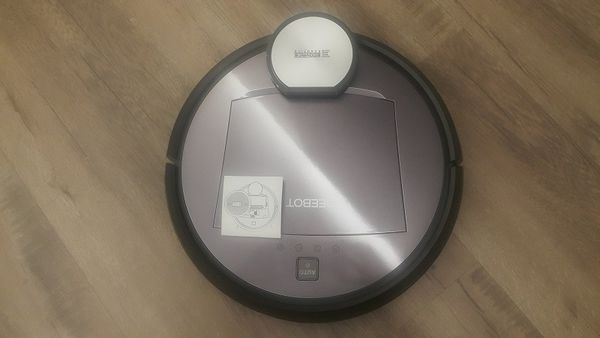掃地機器人開箱實測PART1 : Ecovacs DR95
