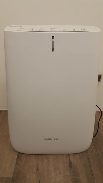 空氣清淨機開箱實測PART17 : LASKO HF25640TW 白朗峰