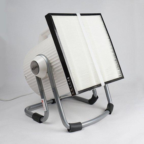 風扇+濾網=空氣清淨機?