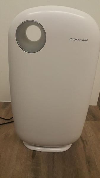 空氣清淨機開箱實測PART11 : Coway AP-1009ch