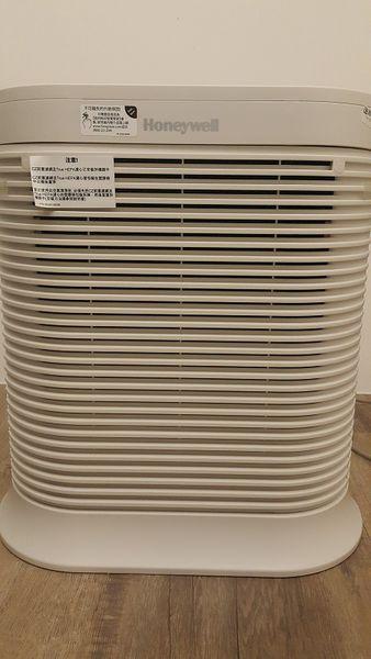 空氣清淨機開箱實測PART 10 : Honeywell HPA200