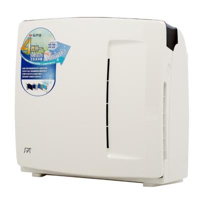空氣清淨機開箱實測PART 3 : 尚朋堂2258DC