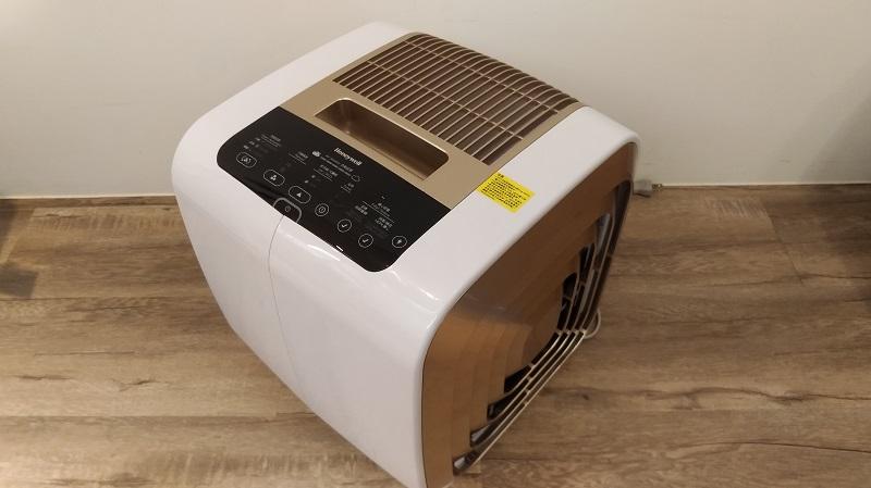 空氣清淨機開箱實測PART31 : Honeywell HAP802