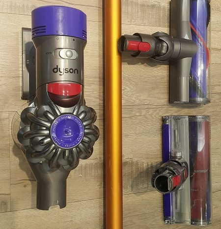 無線吸塵器開箱實測PART4 : Dyson V8